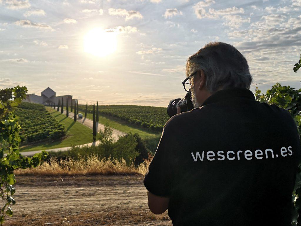 WeScreen es mucho más que una productora
