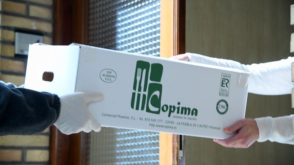 COPIMA Spot Tienda online Huesca